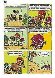 Les Luchadoritos : Un mental de gravier