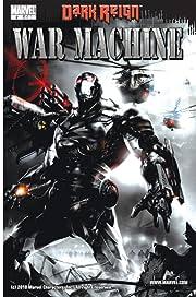 War Machine (2008-2010) #2