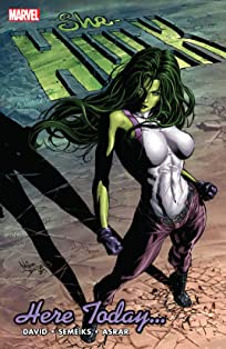 She-Hulk Vol. 7: Here Today?