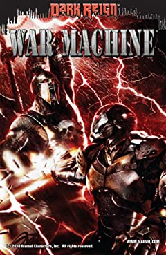 War Machine (2008-2010) #3