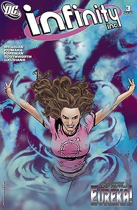 Infinity Inc. (2007-2008) #3