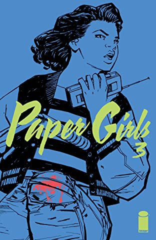 Paper Girls No.3