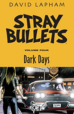 Stray Bullets Vol. 4: Dark Days