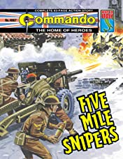 Commando #4867: Five Mile Snipers