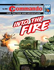 Commando #4869: Into The Fire