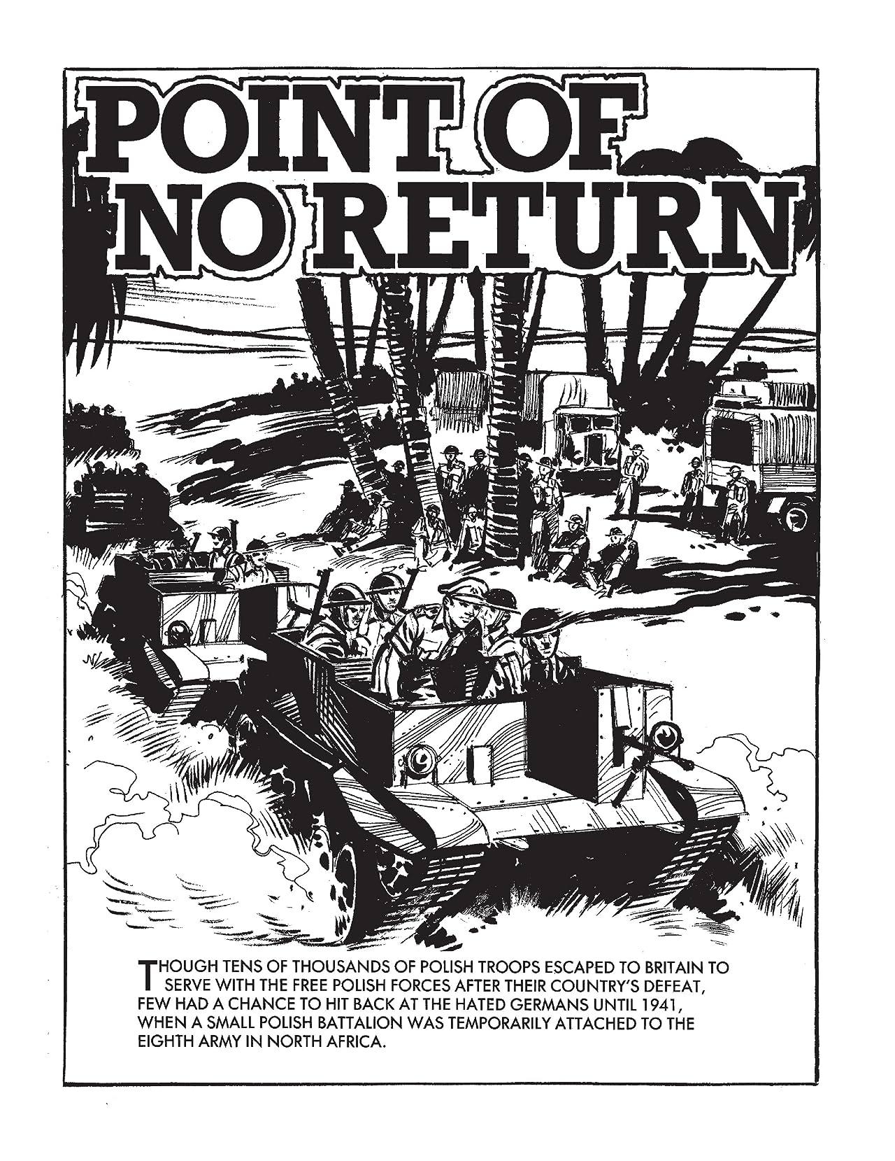 Commando #4870: Point Of No Return