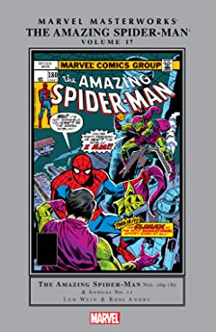 Amazing Spider-Man Masterworks Vol. 17