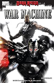 War Machine (2008-2010) #4