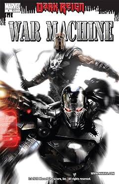 War Machine (2008-2010) #4