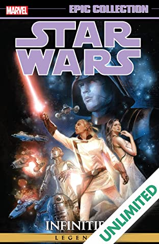 Star Wars Legends Epic Collection: Infinities
