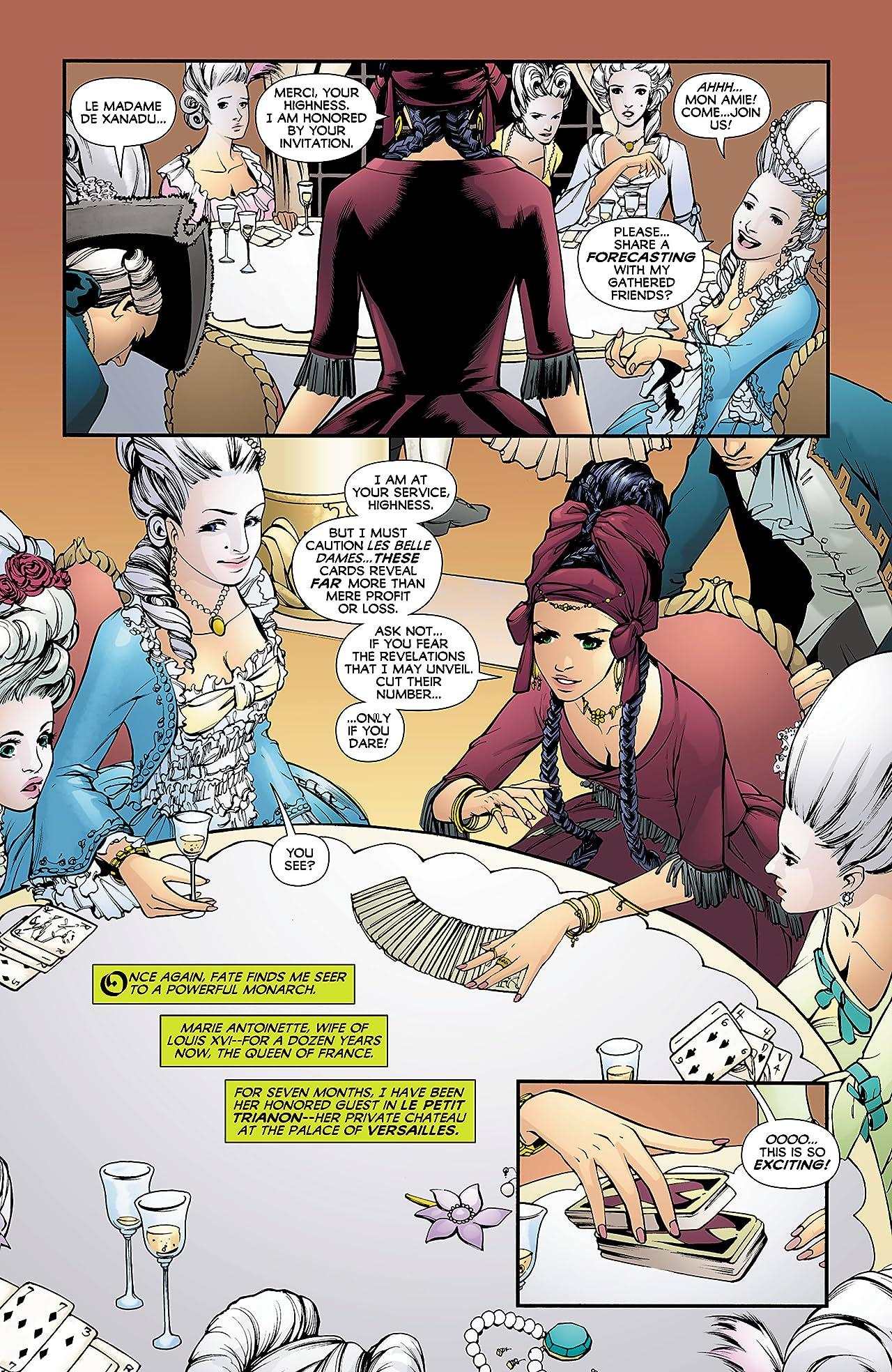 Madame Xanadu (2008-2011) #5