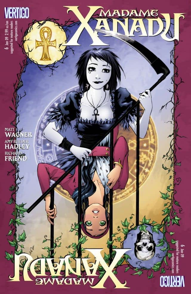 Madame Xanadu (2008-2011) #6