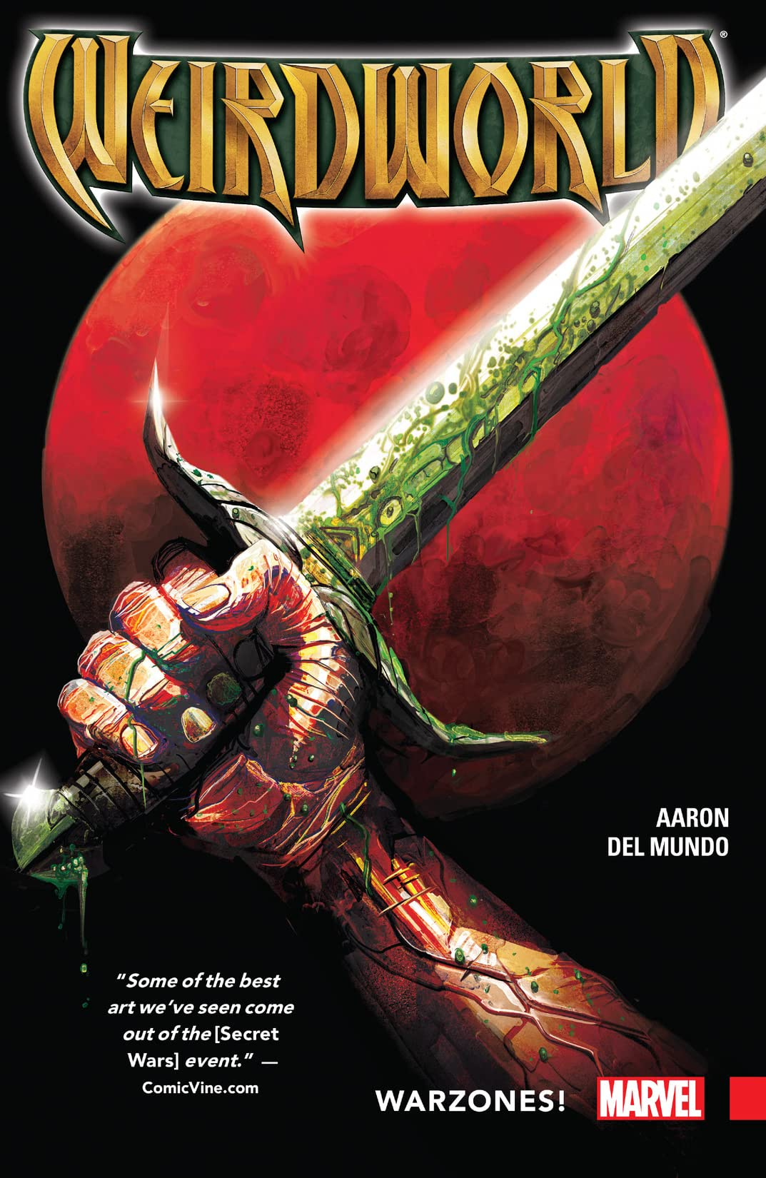 Weirdworld Vol. 0 : Warzones!