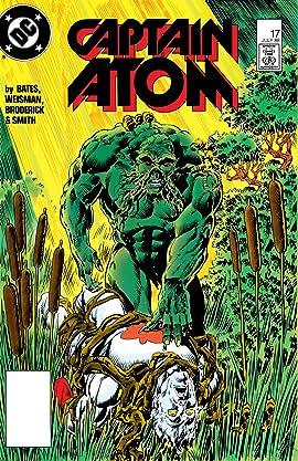 Captain Atom (1986-1991) No.17