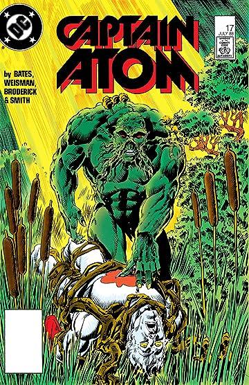 Captain Atom (1986-1991) #17