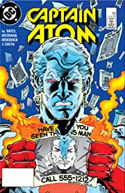 Captain Atom (1986-1991) No.18