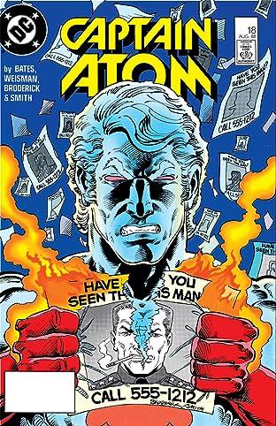 Captain Atom (1986-1991) No.18