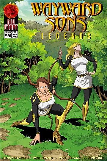 Wayward Sons: Legends #19
