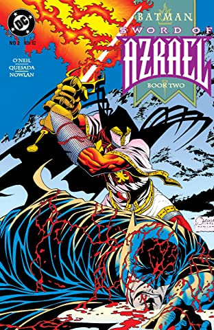 Batman: Sword of Azrael (1992-1993) #2