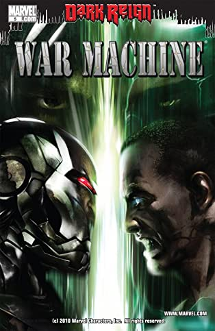 War Machine (2008-2010) #5