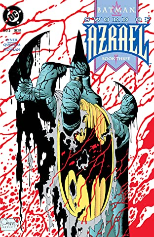 Batman: Sword of Azrael (1992-1993) #3