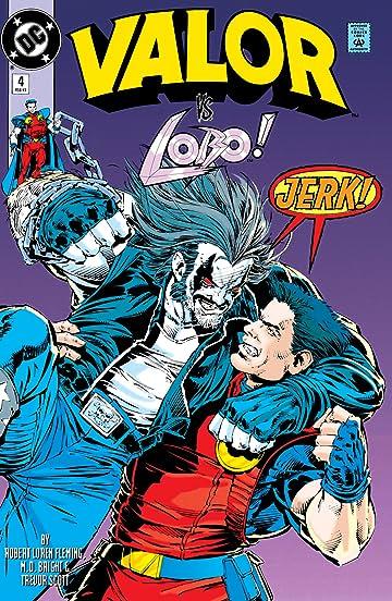 Valor (1992-1994) #4