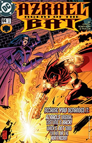 Azrael: Agent of the Bat (1995-2003) #64