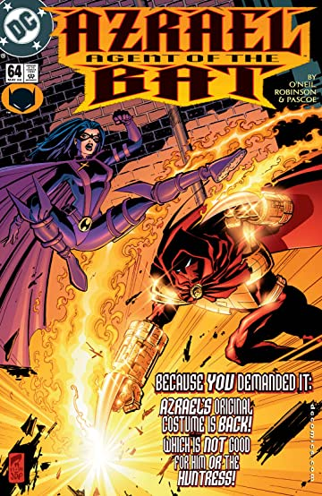 Azrael: Agent of the Bat (1995-2003) #64
