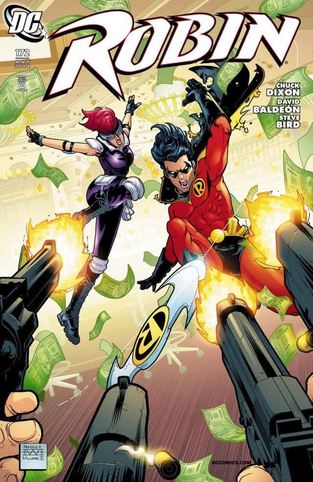 Robin (1993-2009) #172