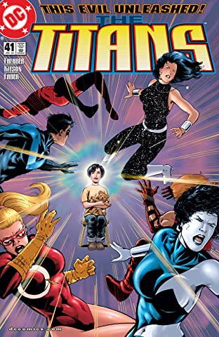 The Titans (1999-2003) #41