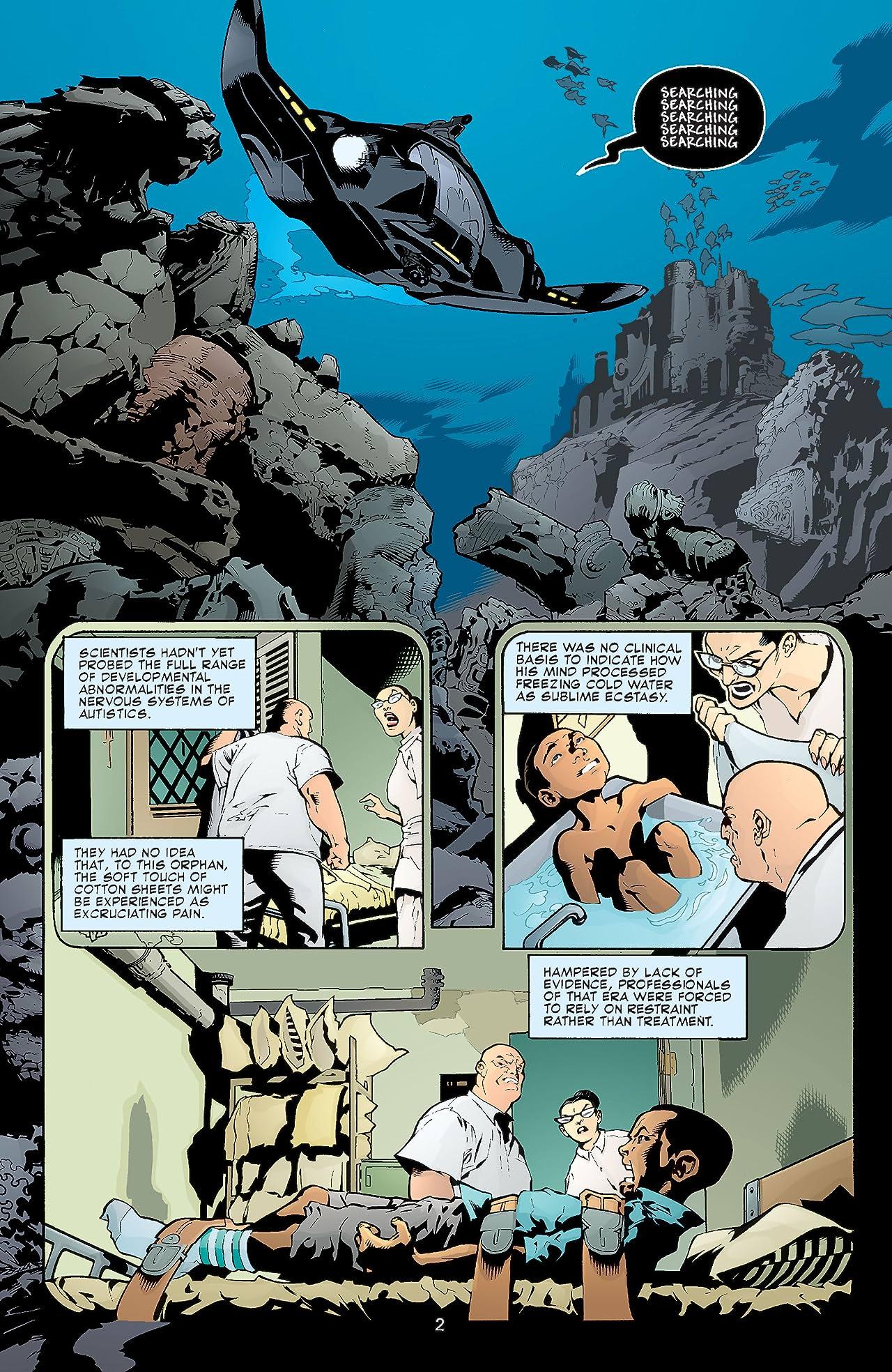 Aquaman (2003-2006) #8