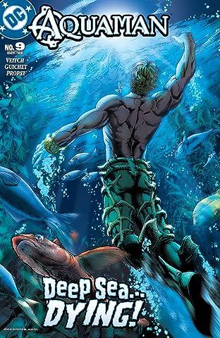 Aquaman (2003-2006) #9