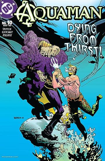 Aquaman (2003-2006) #10
