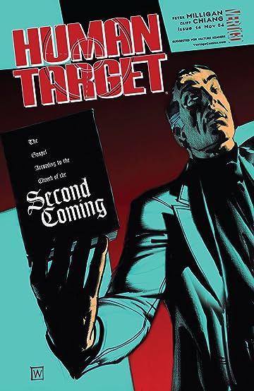 Human Target (2003-2005) #14