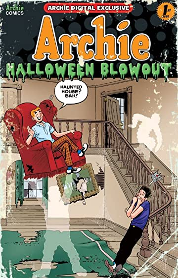 Archie Halloween Blowout