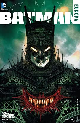 Batman: Europa (2015-2016) No.3