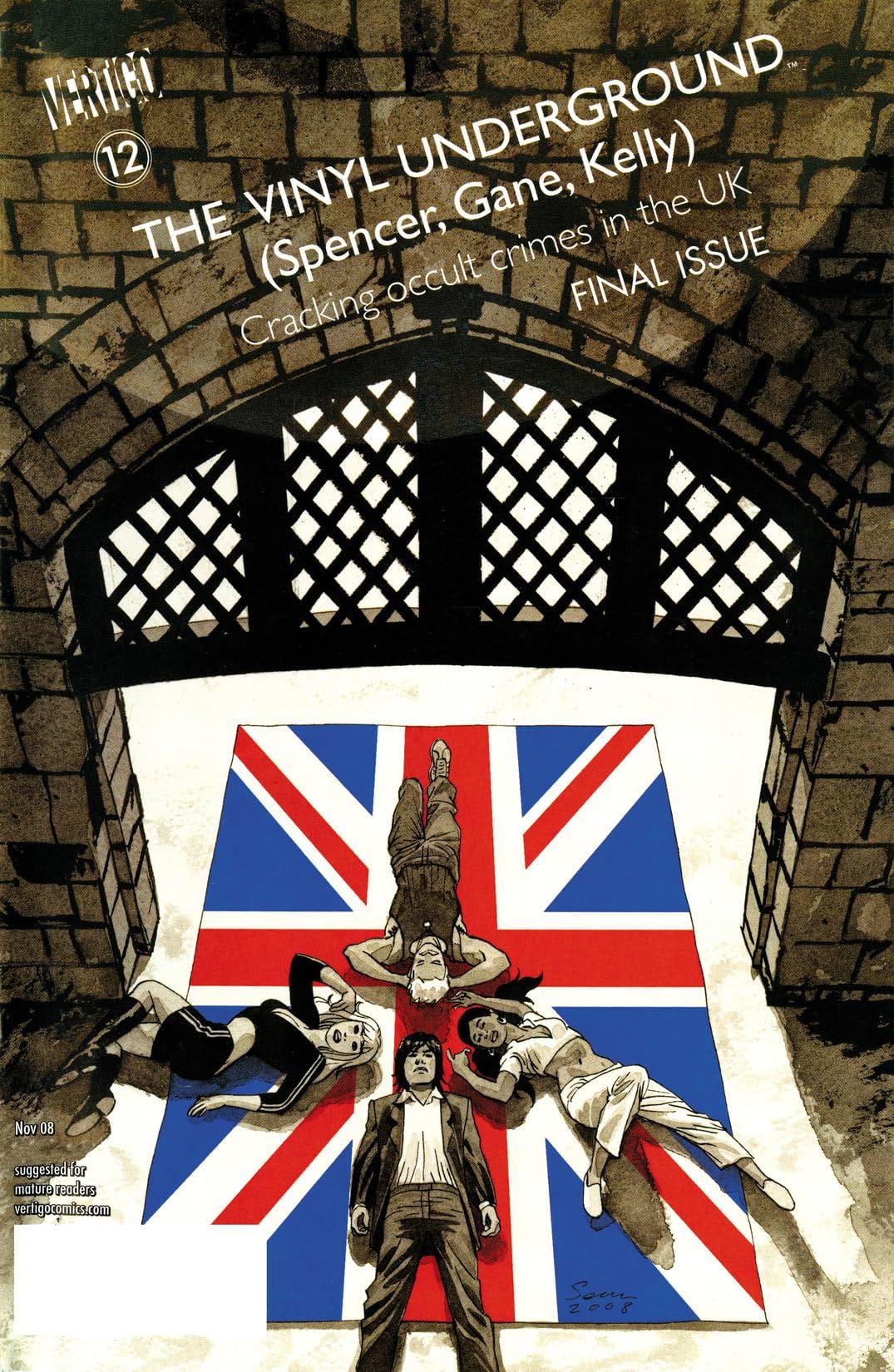 The Vinyl Underground (2007-2008) #12