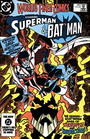 World's Finest Comics (1941-1986) No.306