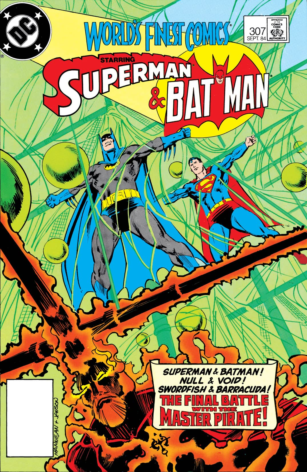 World's Finest Comics (1941-1986) #307