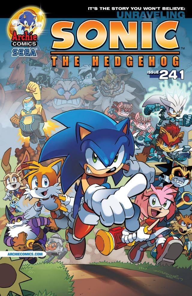 Sonic the Hedgehog #241