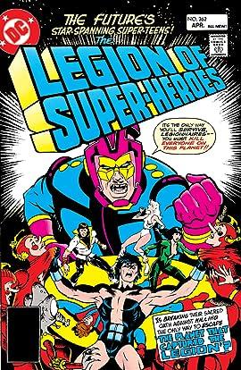 Legion of Super-Heroes (1980-1985) #262