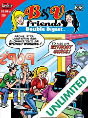 B & V Friends Double Digest #229