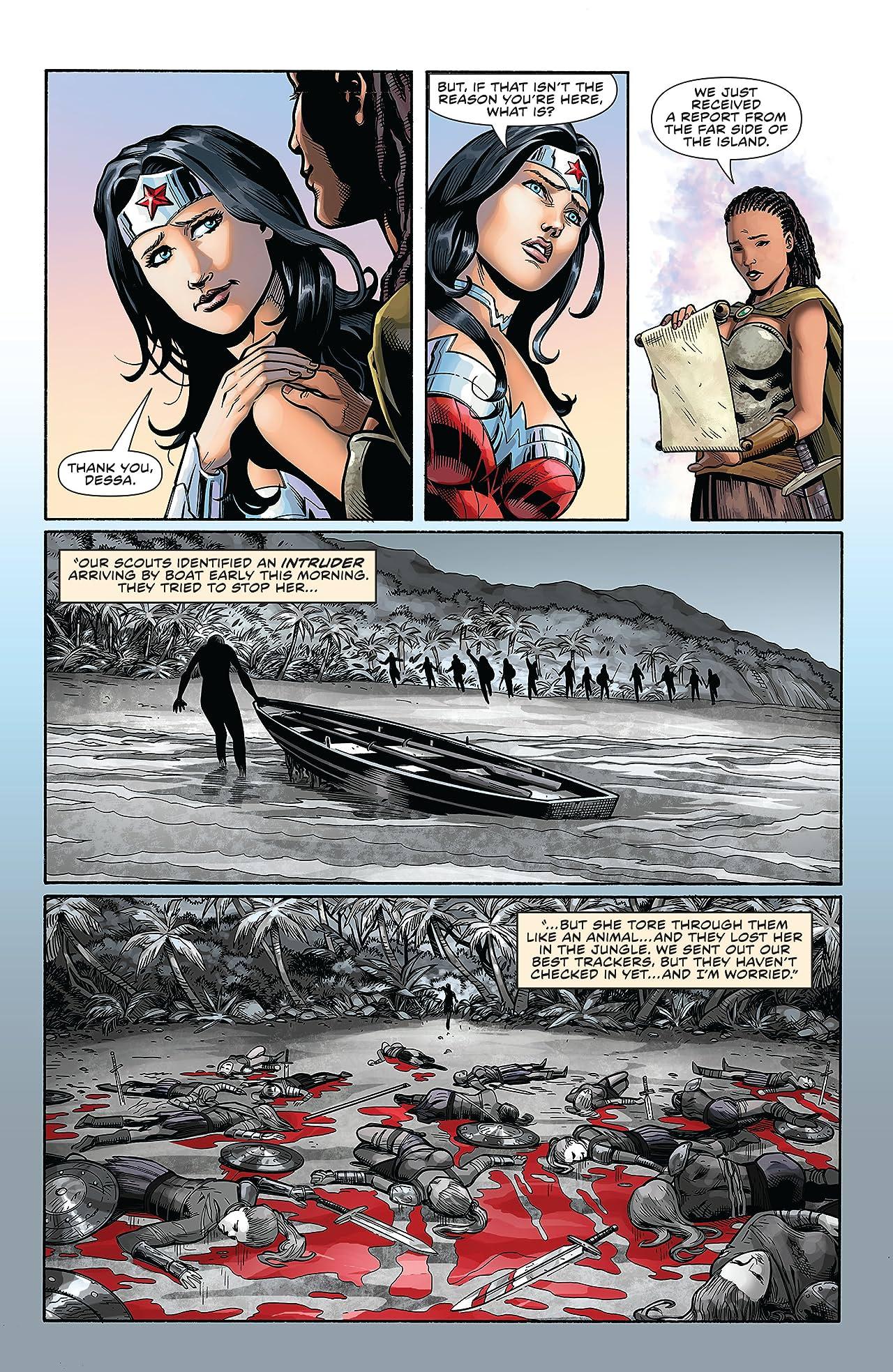 Wonder Woman (2011-2016) #47