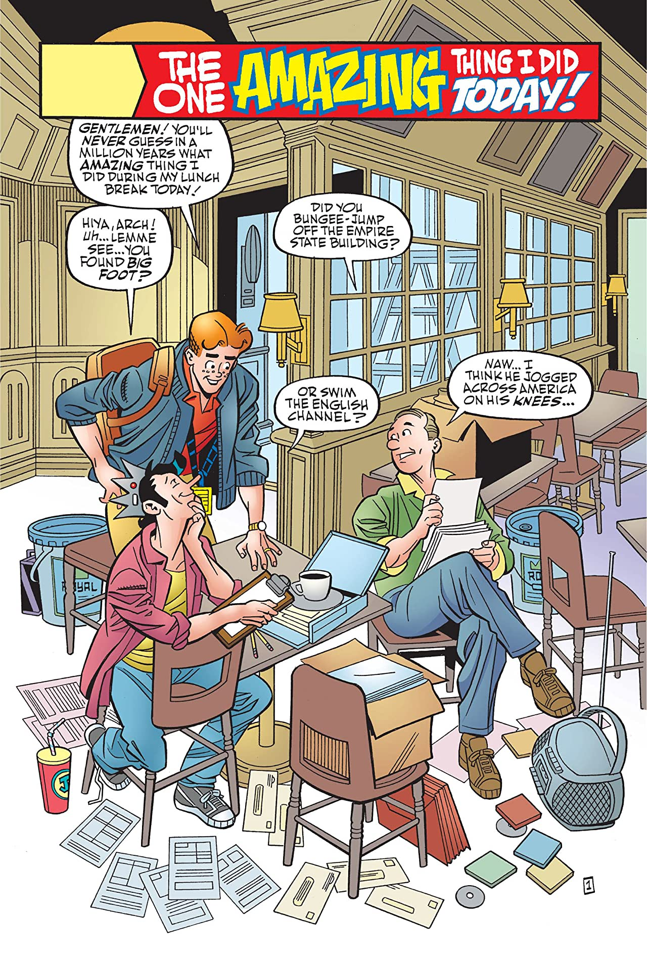 Archie Marries Betty #23