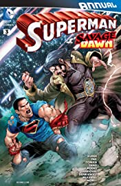 Superman (2011-2016): Annual #3