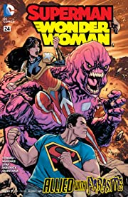 Superman/Wonder Woman (2013-2016) #24