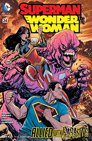 Superman/Wonder Woman (2013-2016) #24