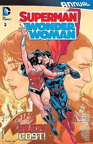 Superman/Wonder Woman (2013-2016): Annual #2