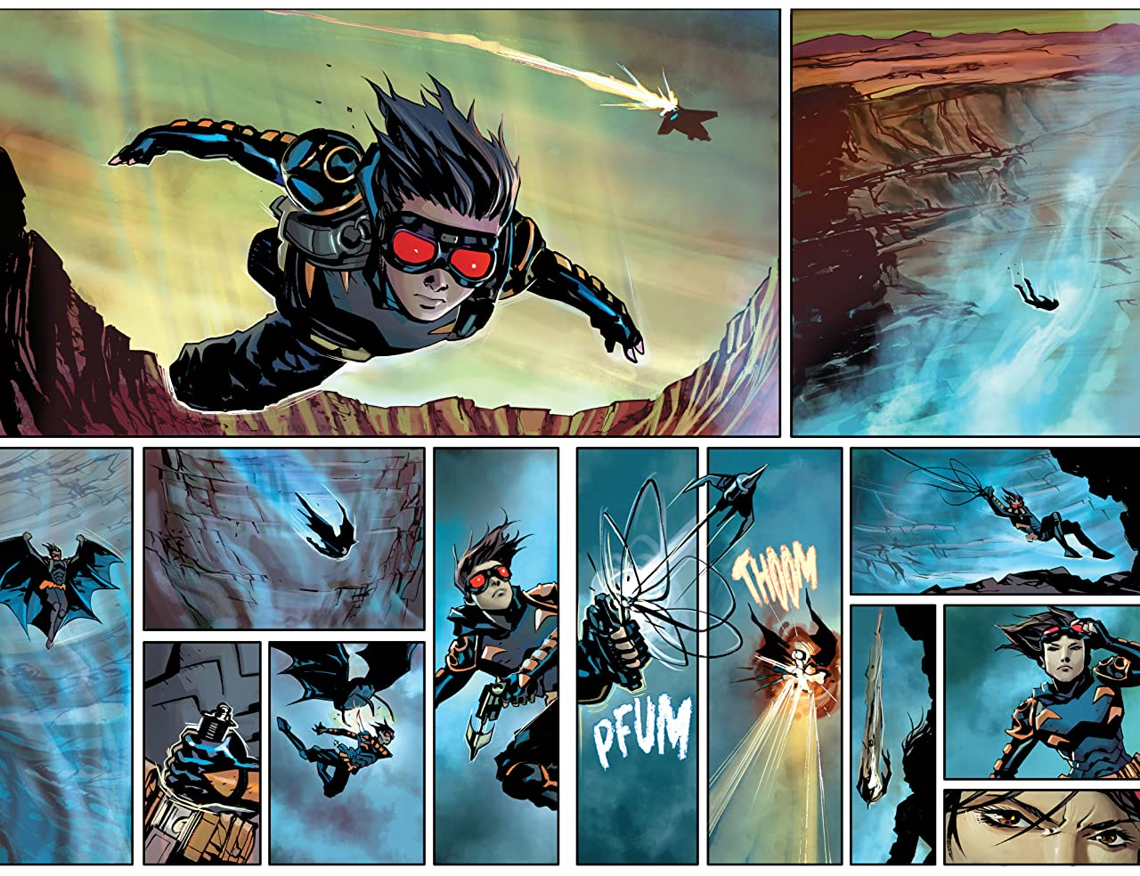 Batman & Robin Eternal (2015-2016) #13