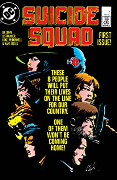 Suicide Squad (1987-1992) No.1